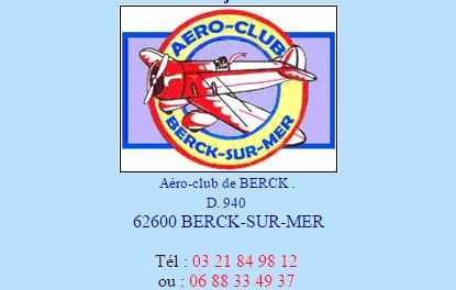 AERODROME-BERCK