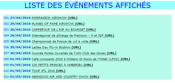 EVENEMENTS-AVRIL2016-LISTE