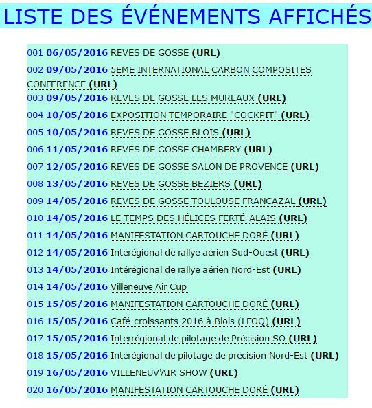 EVENEMENTS-MAI216