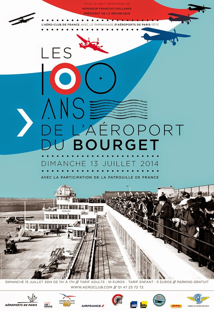 MEETING100 ans du Bourget