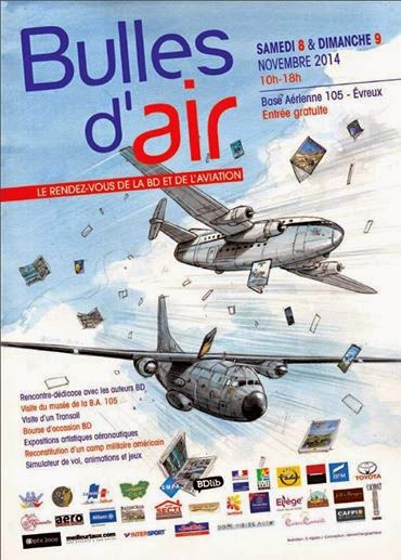MEETINGBulles d'Air Evreux 2014